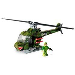 Mega Construx - Mega Construx Helicóptero Militar