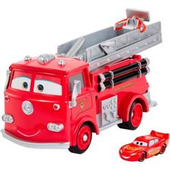 Cars - Color Change Playset Rojo