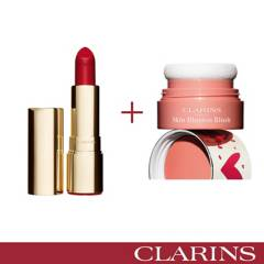 Clarins - Kit Labial + Rubor Clarins