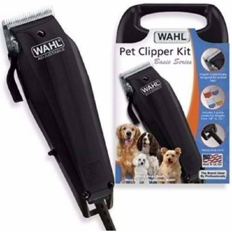 Wahl - Maquina de corte de pelo para mascotas 9653-708