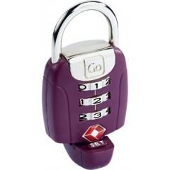 Go Travel - Candado twist 'n' set lock