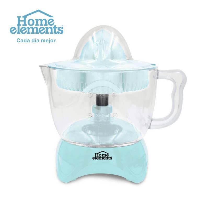 Home Elements - Exprimidor de jugo 1l mint
