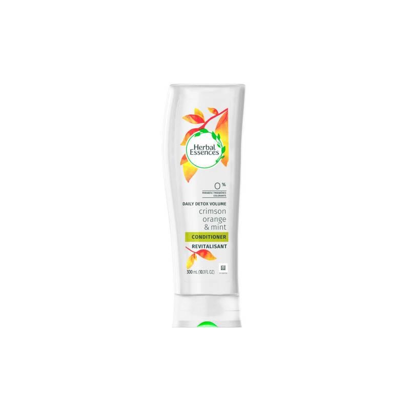 Herbal Essences - Acondicionador Herbal Essencesdetox Volume 300Ml