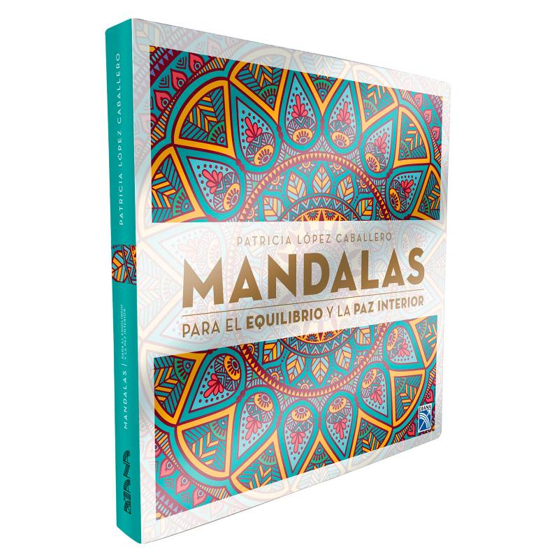 Editorial Planeta - Mandalas para el equilibrio y la paz interior