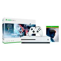 Xbox - Consola X-Box One 234-01092 1TB + 2 Controles