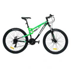 Kawasaki - Bicicleta de Montaña Kawasaki Expert 27.5 Pulgadas