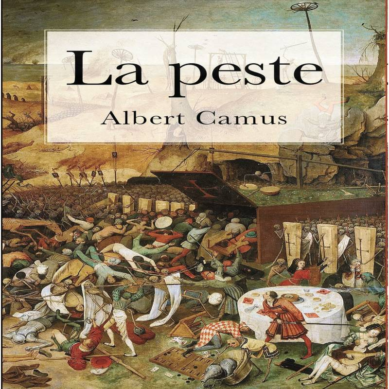 Grupo sin fronteras - La Peste - Albert Camus