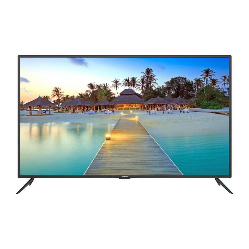 Exclusiv - Televisor Exclusiv 55 Pulgadas Uhd Smart Tv Dled