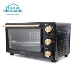 Home Elements - Horno tostador 21l