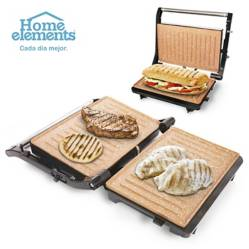 Home Elements - Grill asador panini