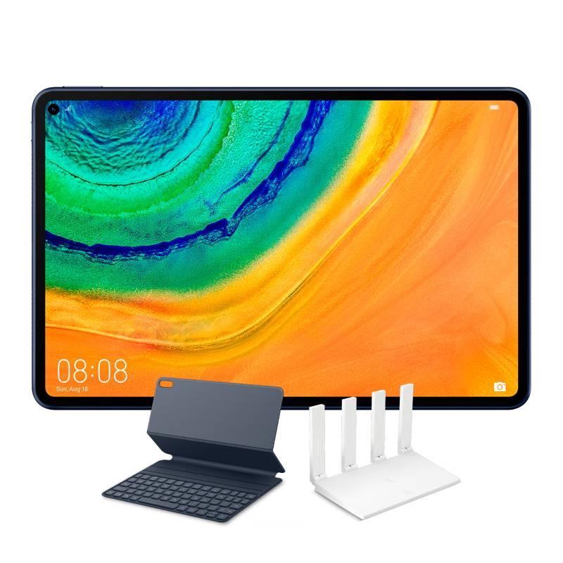 Huawei - Tablet HUAWEI MatePad Pro 10.8 6G+128G + Teclado + Router