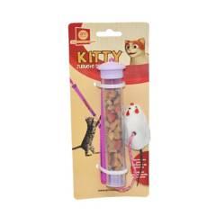 AM mascotas - Kitty Juguete Dispensador