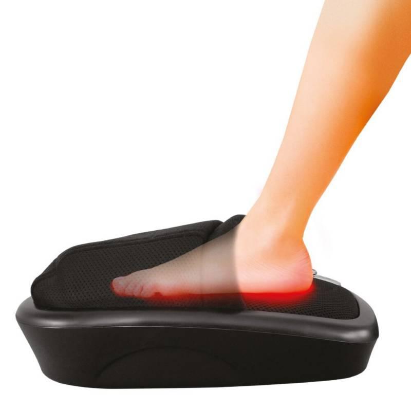 Homedics - Masajeador de pies shiatsu air max