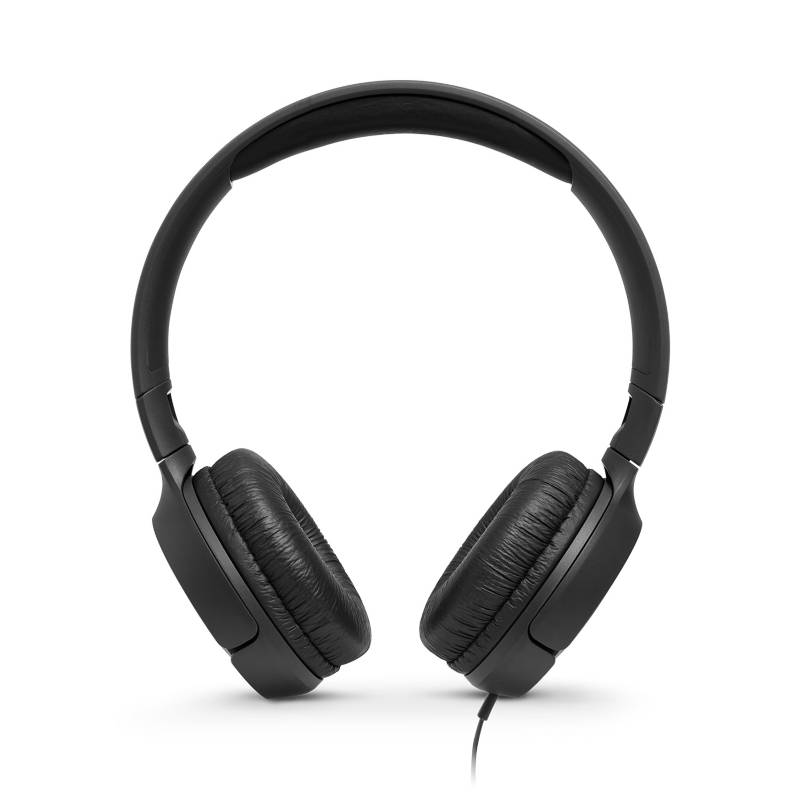 JBL - Audífonos JBL T500BLKAM