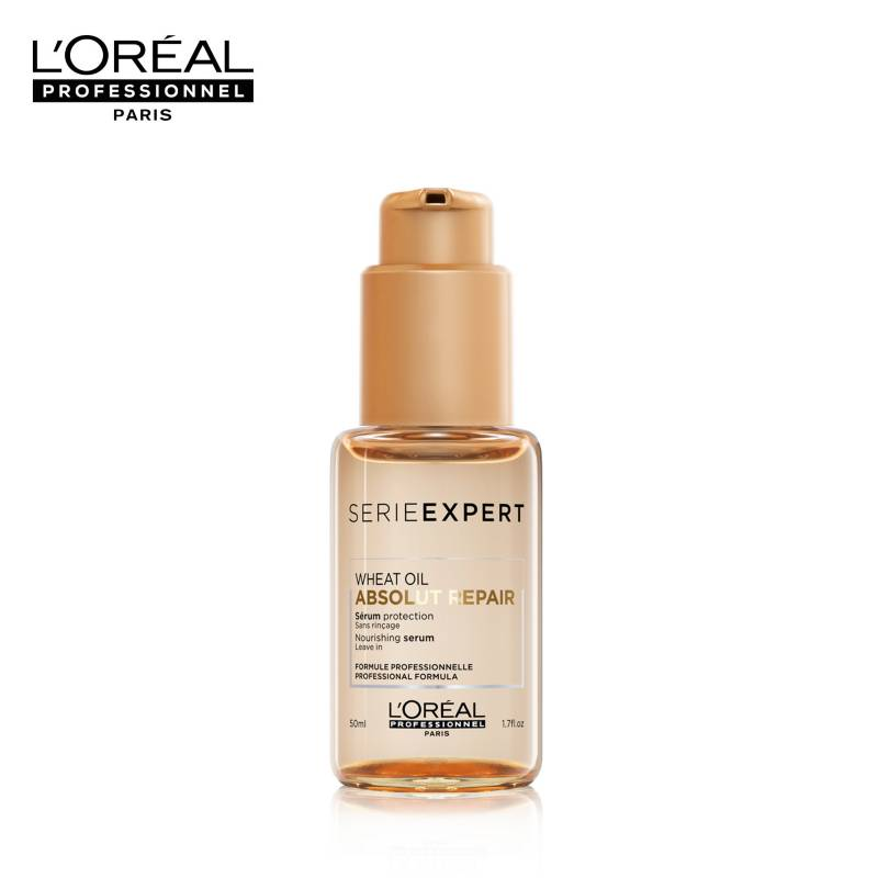 Loreal Serie Expert - L'Oréal Professionnel Paris - Serie Expert - Absolut Repair - Serum Cabello Dañado 50ml