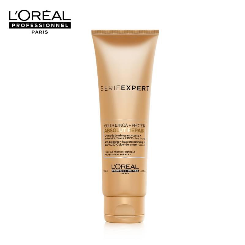 Loreal Serie Expert - L'Oréal Professionnel Paris - Serie Expert - Absolut Repair -Crema para Peinar Cabello Dañado 125ml