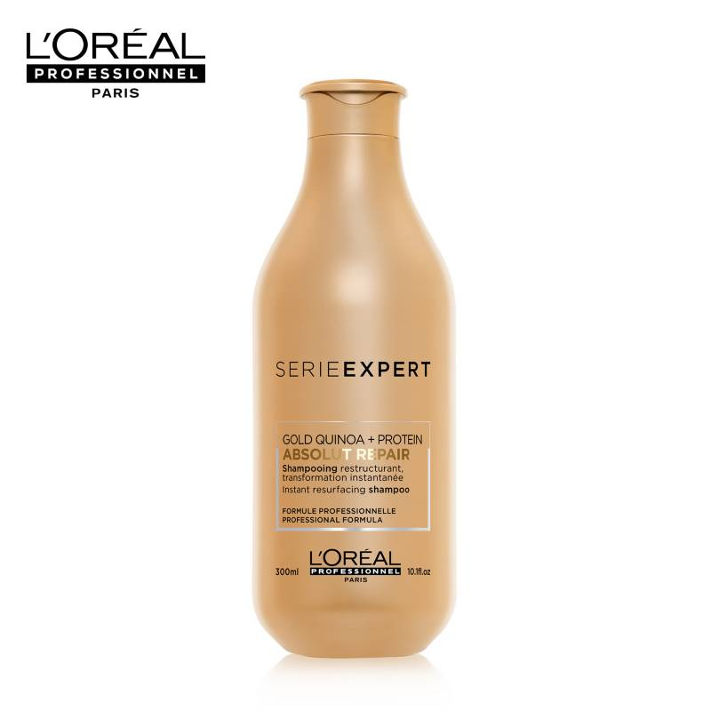 Loreal Serie Expert - L'Oréal Professionnel Paris - Serie Expert - Absolut Repair - Shampoo Cabello Dañado 300ml
