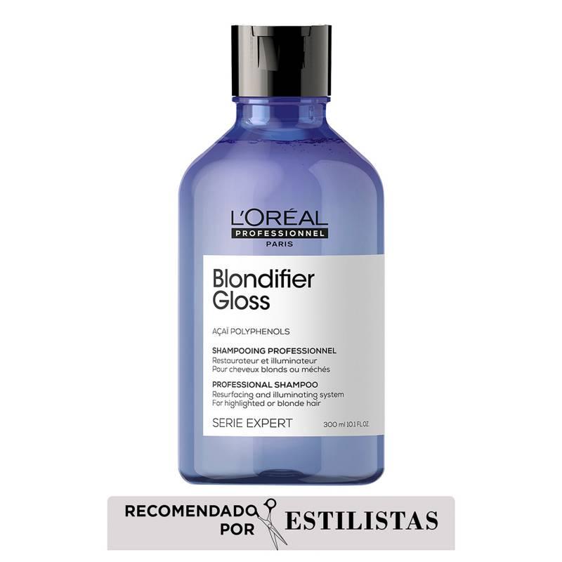 Loreal Serie Expert - L'Oréal Professionnel Paris - Serie Expert - Blondifier - Shampoo Cabello Rubio 300ml