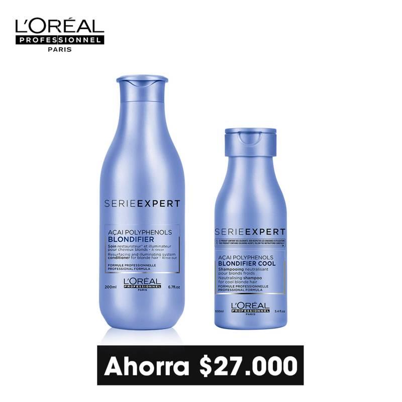 Loreal Serie Expert - Blondifier - Acondicionador Rubios 150 ml