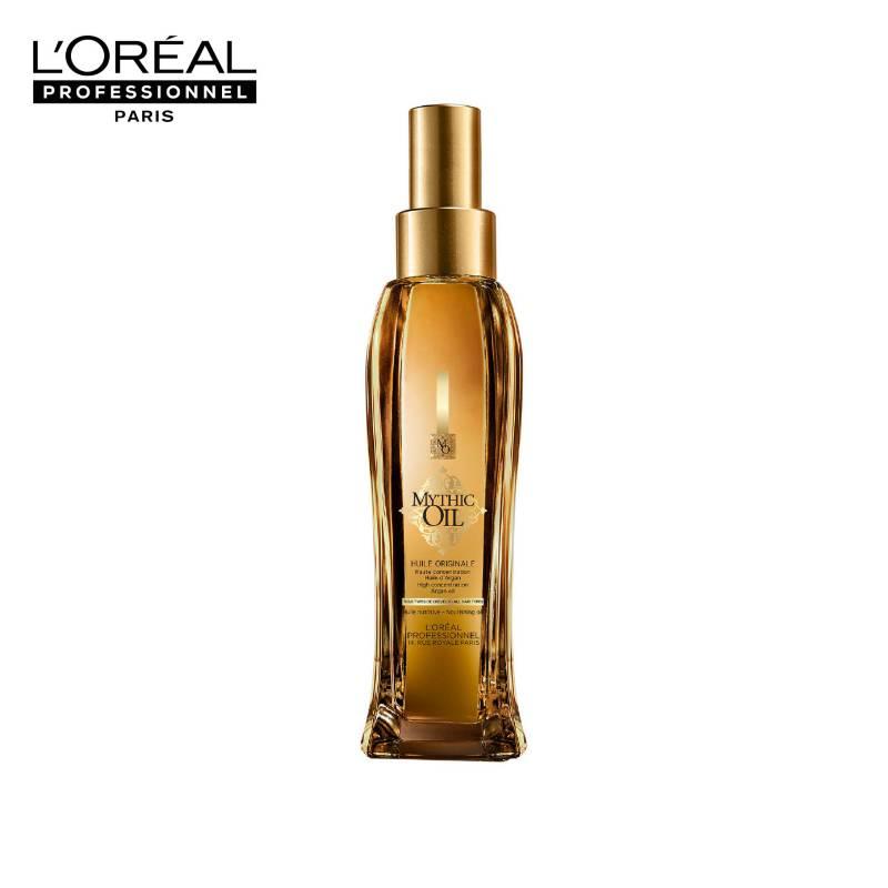 Loreal Serie Expert - L'Oréal Professionnel Paris - Mythic Oil - Aceite Original 100ml