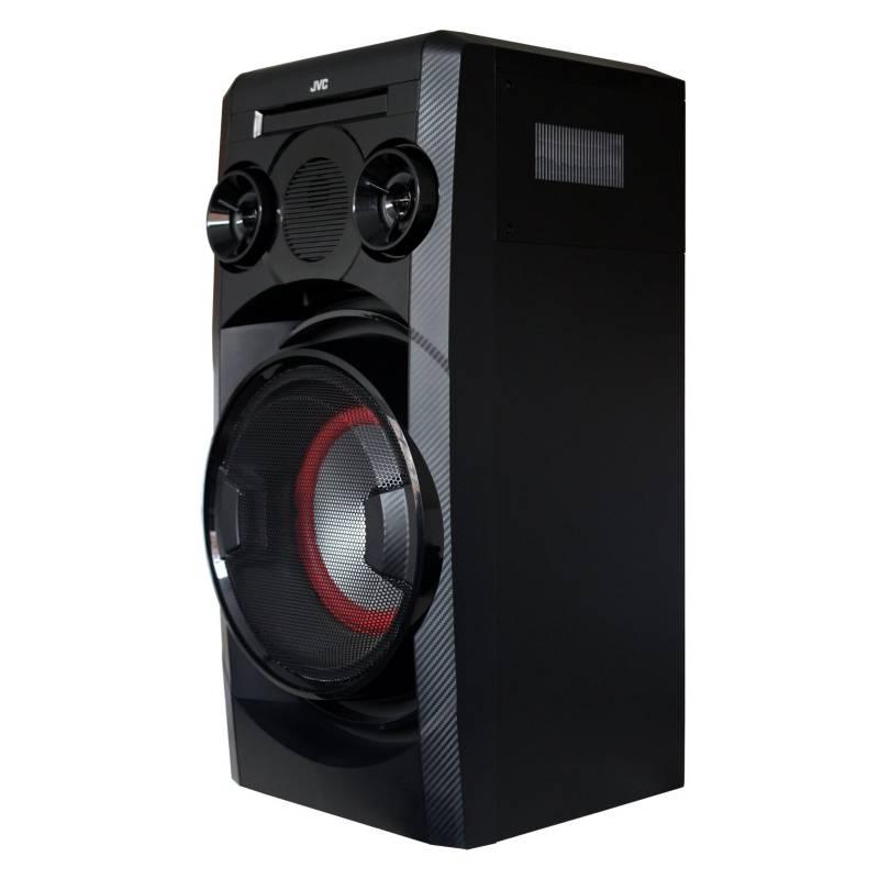 JVC ELECTRONICS - Torre de sonido jvc xs-e51p6b 470w
