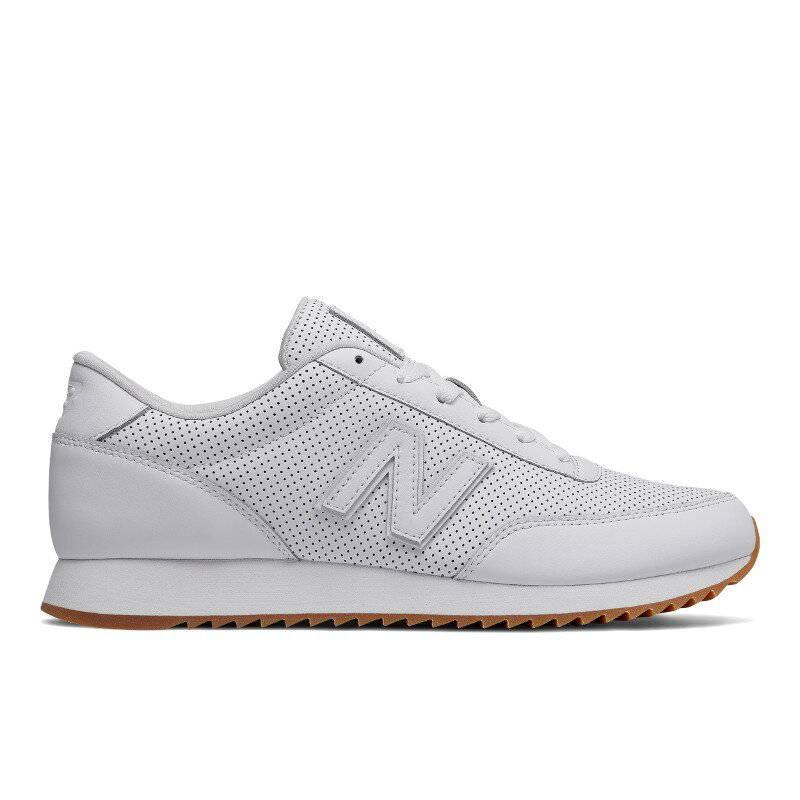 Tenis Hombre New Balance 501 - Blanco