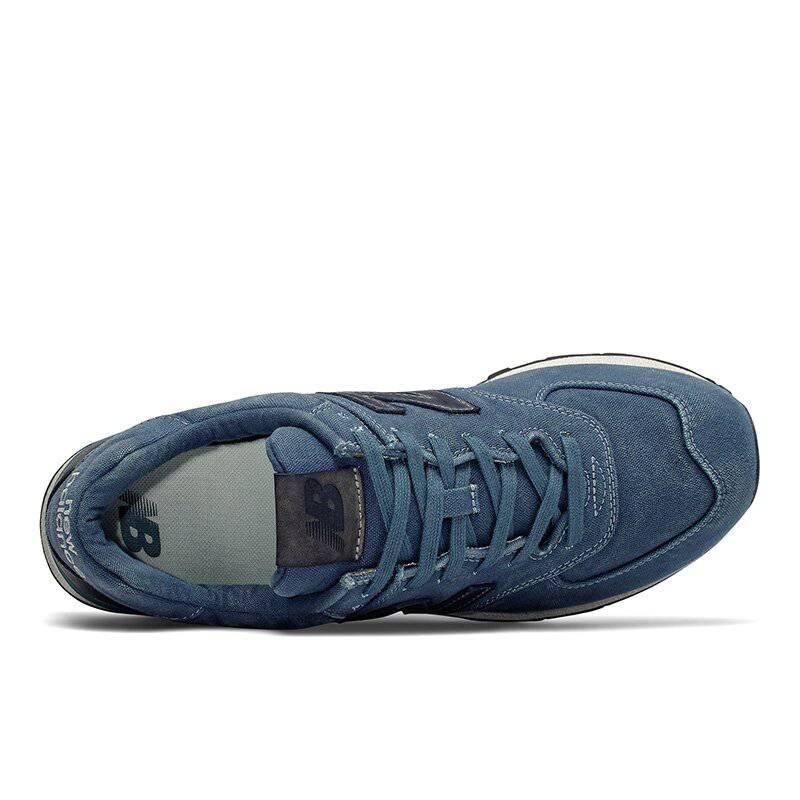 new balance hombres 574 azul