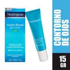 Neutrogena - Crema Contorno de Ojos Neutrogena Hydro Boost 15 g