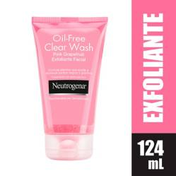 NEUTROGENA - Exfoliante Facial Neutrogena Pink Grapefruit 124 ml