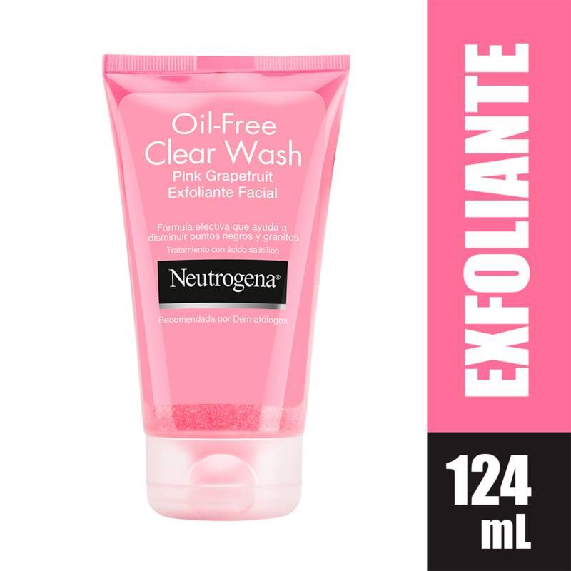 Neutrogena - Exfoliante Facial Neutrogena Pink Grapefruit 124 ml