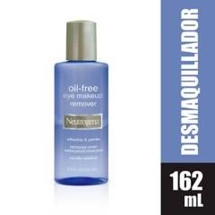 Neutrogena - Desmaquillante de Ojos Neutrogena Oil Free 162 ml