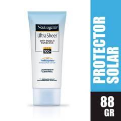 Neutrogena - Protector Solar Neutrogena UltraSheer SPF 100 x 88 ml