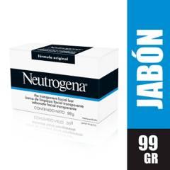 Neutrogena - Jabón Facial Neutrogena Original 99 g