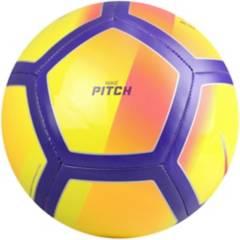 Nike - Balón de Fútbol Pitch-Amarillo