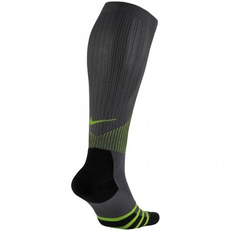 Jane Austen persona que practica jogging reaccionar  Nike Medias nike dri fit high intensity-gris - Falabella.com