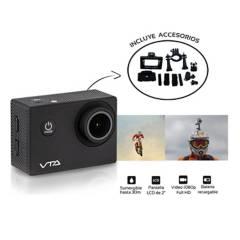VTA - Cámara Deportiva Ultra Action 1080P Full Hd