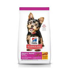 HILLS SCIENCE DIET - Hills toy breed puppy 4.5lb