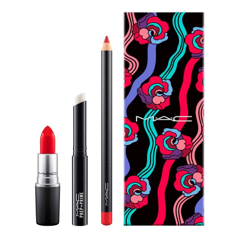 MAC Cosmetics - Kit de labios Spring for Reds