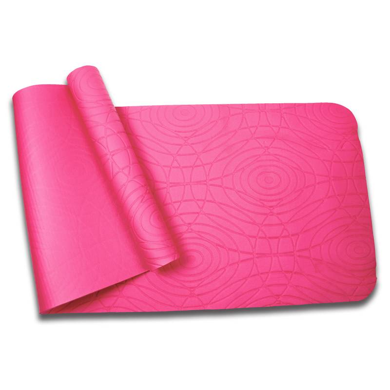 Everlast - Colchoneta Fitness Super Grip-Double cushion 10mm