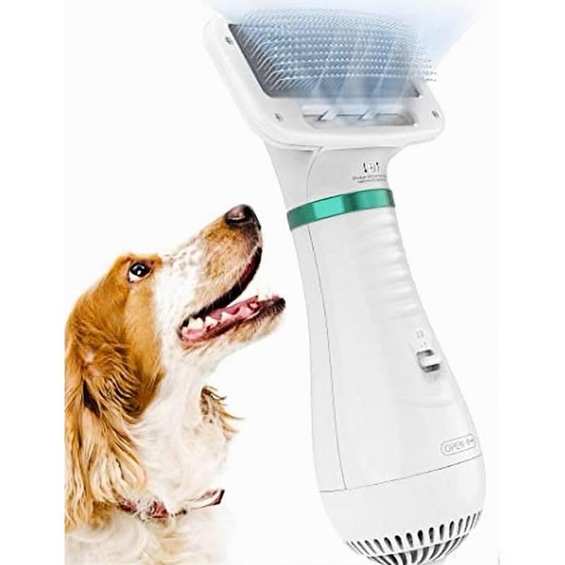 Plus Solutions - Cepillo Y Secador Para Mascotas