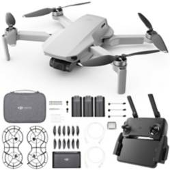 DJI - Combo drone dji mavic mini blanco