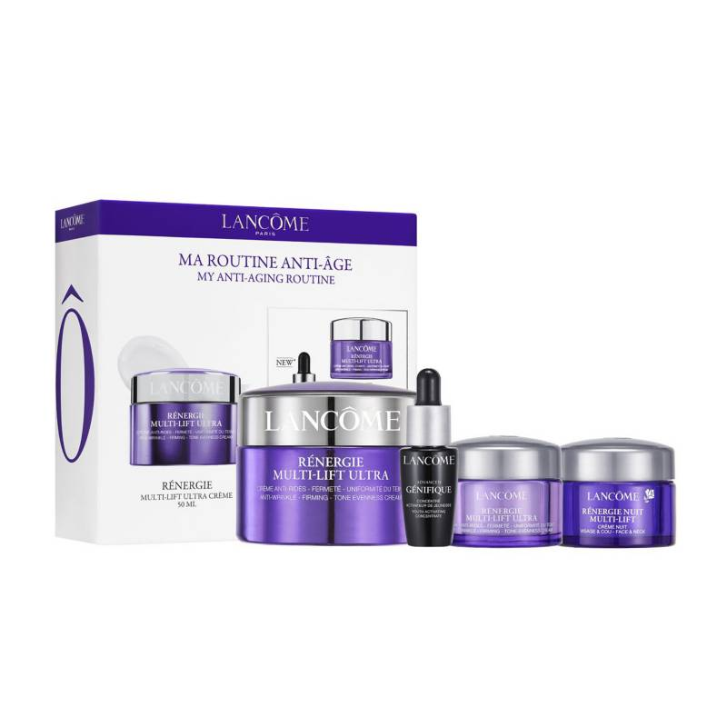 Lancome - Set Reafirmantes Estuche Renergie Multi Lift Cream Routine