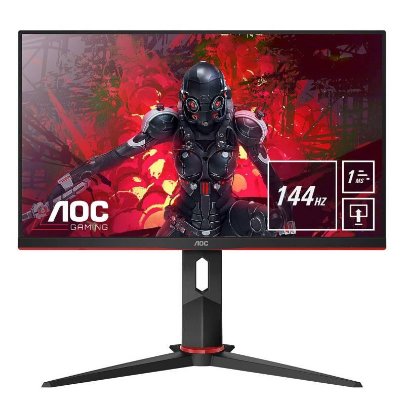 """AOC - Monitor gamer aoc 27"""" pulgadas 27g2"""