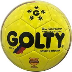 Golty - Balon golty futbol replica dorado #5