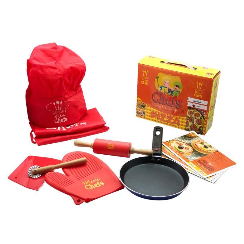Mini Chefs - Mini Chefs de Pizzas y Accesorios