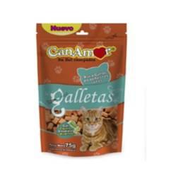 CANAMOR - Galletas para gato