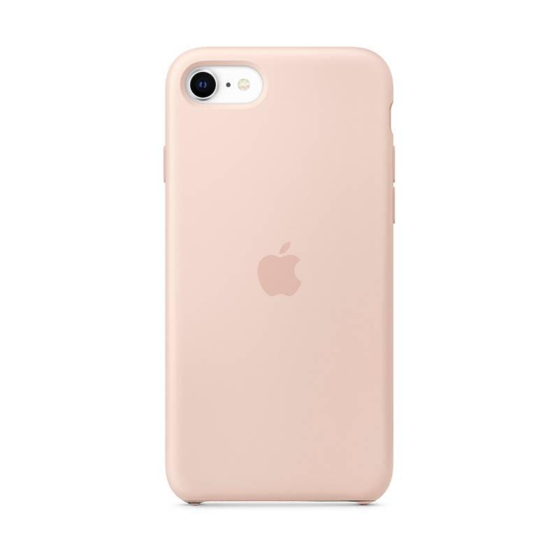 Apple - Carcasa de Silicona iPhone SE