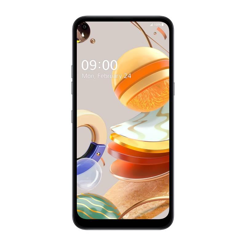 LG - Celular LG K61 Titanium 128GB
