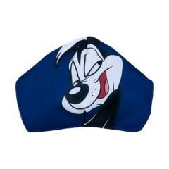Looney Tunes - Tapabocas looney Tunes Adultos Pepe Le Pew