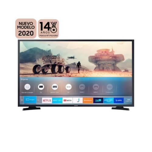 Televisor Led Samsung 109cms 43 pulgadas Fhd Smart 2hdmi Usb